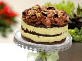 巧克力屑蛋糕