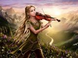 为大自然演奏美妙的乐章