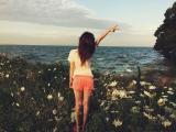 大海会容纳我所有的小情绪