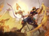 英雄联盟沙漠皇帝阿兹尔