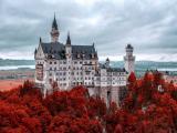 巴伐利亚新天鹅堡