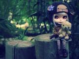 孤独的SD娃娃