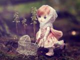 呆萌可爱的SD娃娃