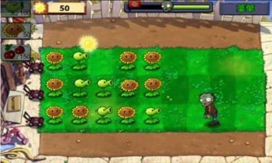 植物大战僵尸中文版游戏截图3