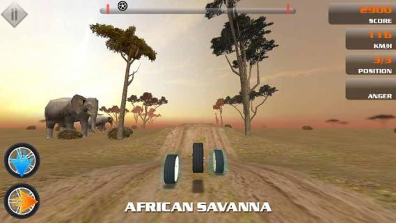 3D超级轮胎iPhone版截图