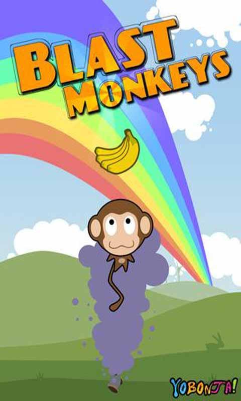 猴子大炮iPhone版图片