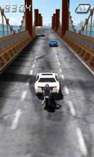 3D摩托iPhone版截图