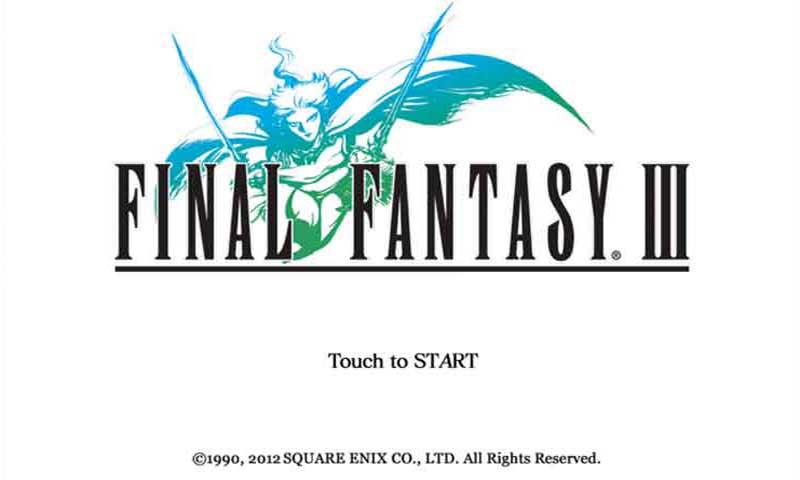 最终幻想3数据包 最终幻想3安卓数据包下载 最终幻想3游戏...