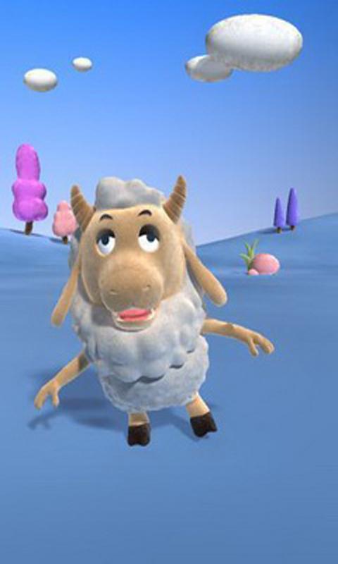 安卓/会说话的小羊