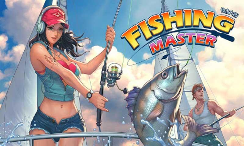 钓鱼大师iPhone版图片