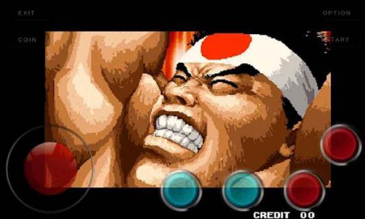 拳皇97iPhone版截图