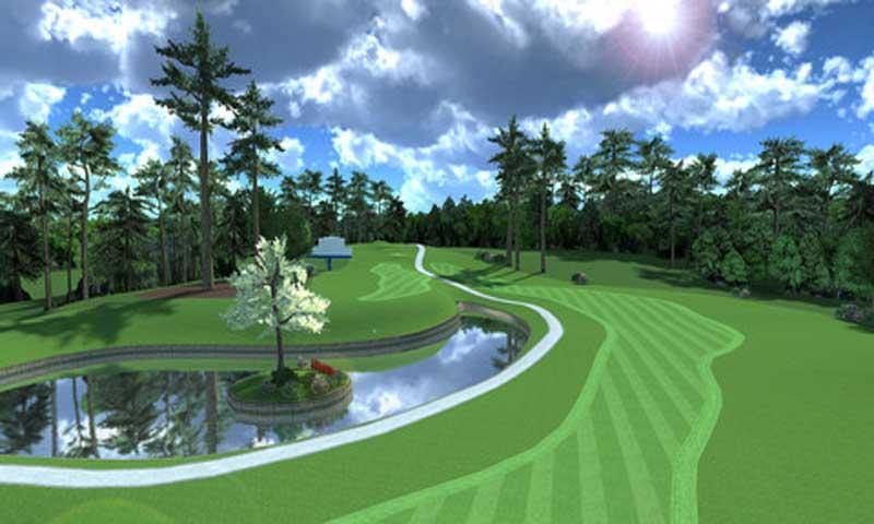 高尔夫之星iPhone版图片