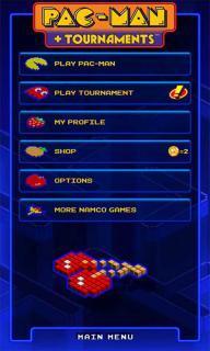 吃豆人比赛iPhone版截图