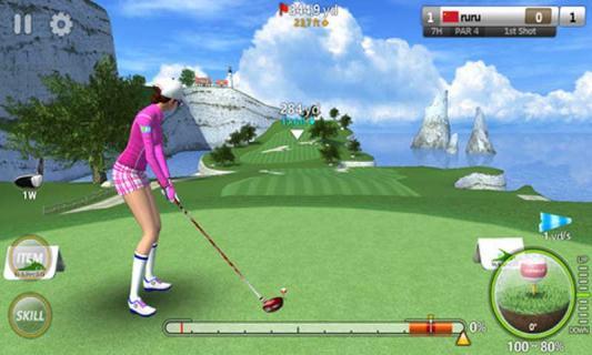 高尔夫之星iPhone版截图