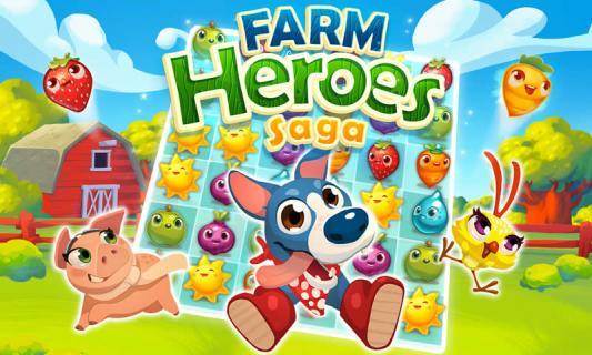 农场英雄传奇iPhone版截图
