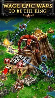 战争游戏:火力时代iPhone版截图