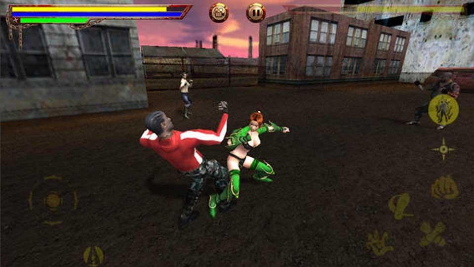 虎斗拳iPhone版图片